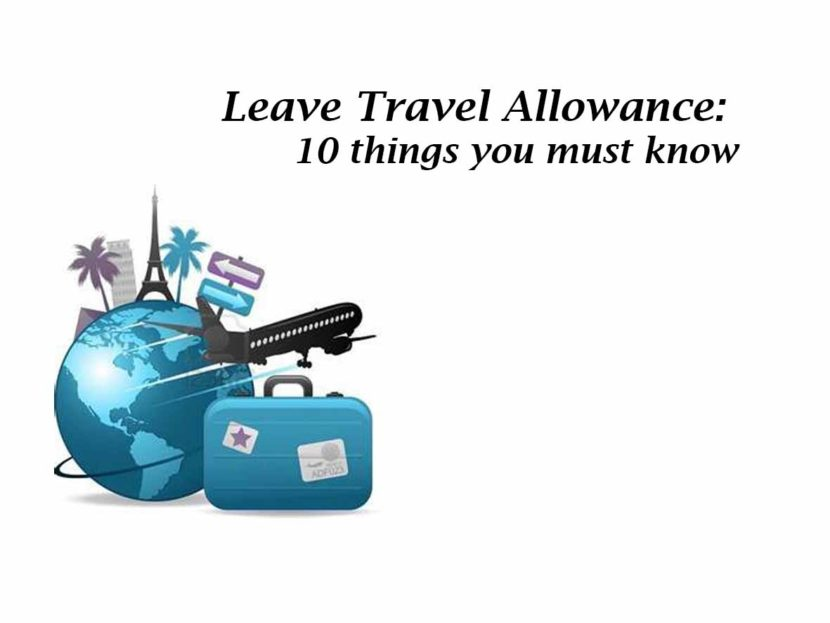 Leave Travel Concession (LTC)