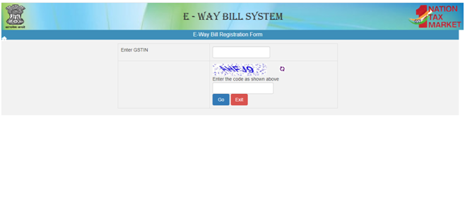 What is E-Way Bill