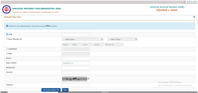 How to check EPF Balance without UAN Number? | E-tax advisor